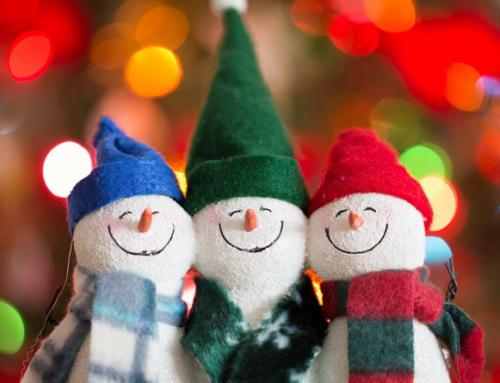 Акции — Новогодних каникул
