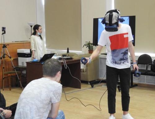 VR — технологии помогают стать мастером своего дела